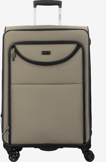 Stratic Trolley 'Pure M' in khaki / schwarz, Produktansicht