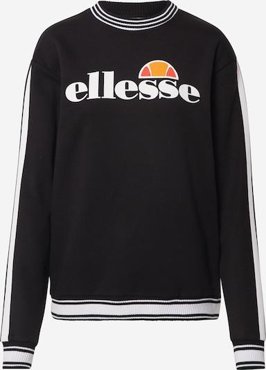 ELLESSE Sweatshirt 'SUSANA' in schwarz, Produktansicht