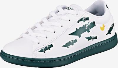 LACOSTE Sneakers Low CARNABY EVO 120 3 SUC in weiß, Produktansicht