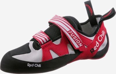 Red Chili Kletterschuhe 'Fusion VCR' in rot / schwarz / weiß, Produktansicht
