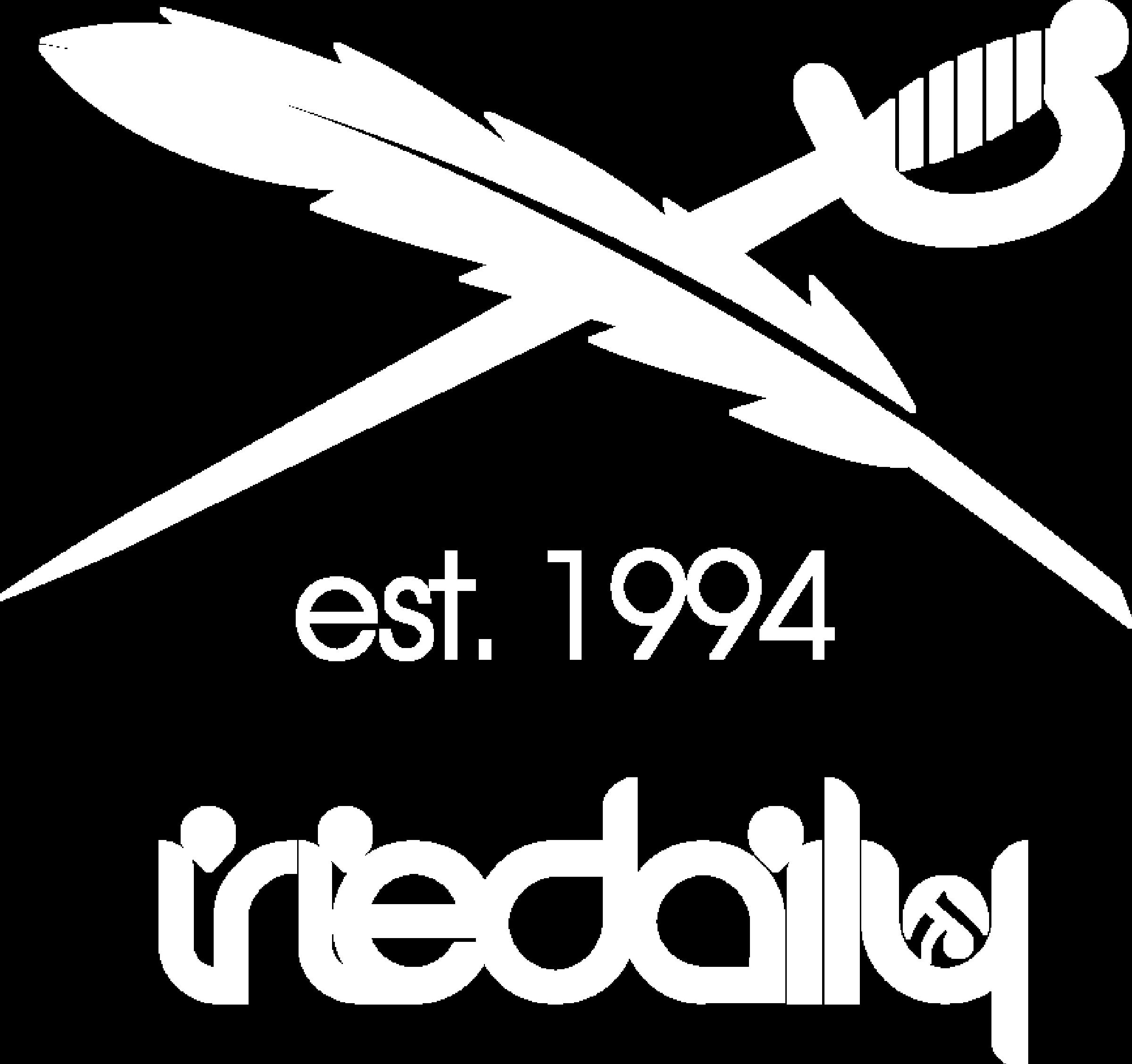 Iriedaily Logo