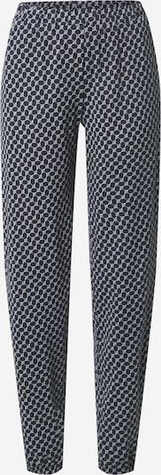 Pantaloni de pijama JOOP! Bodywear pe albastru închis / alb, Vizualizare produs