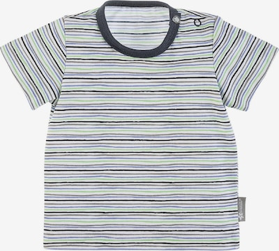STERNTALER Shirt in blau / grau / hellgrün / weiß, Produktansicht