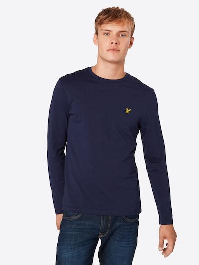 Lyle & Scott Shirt in de kleur Navy, Productweergave