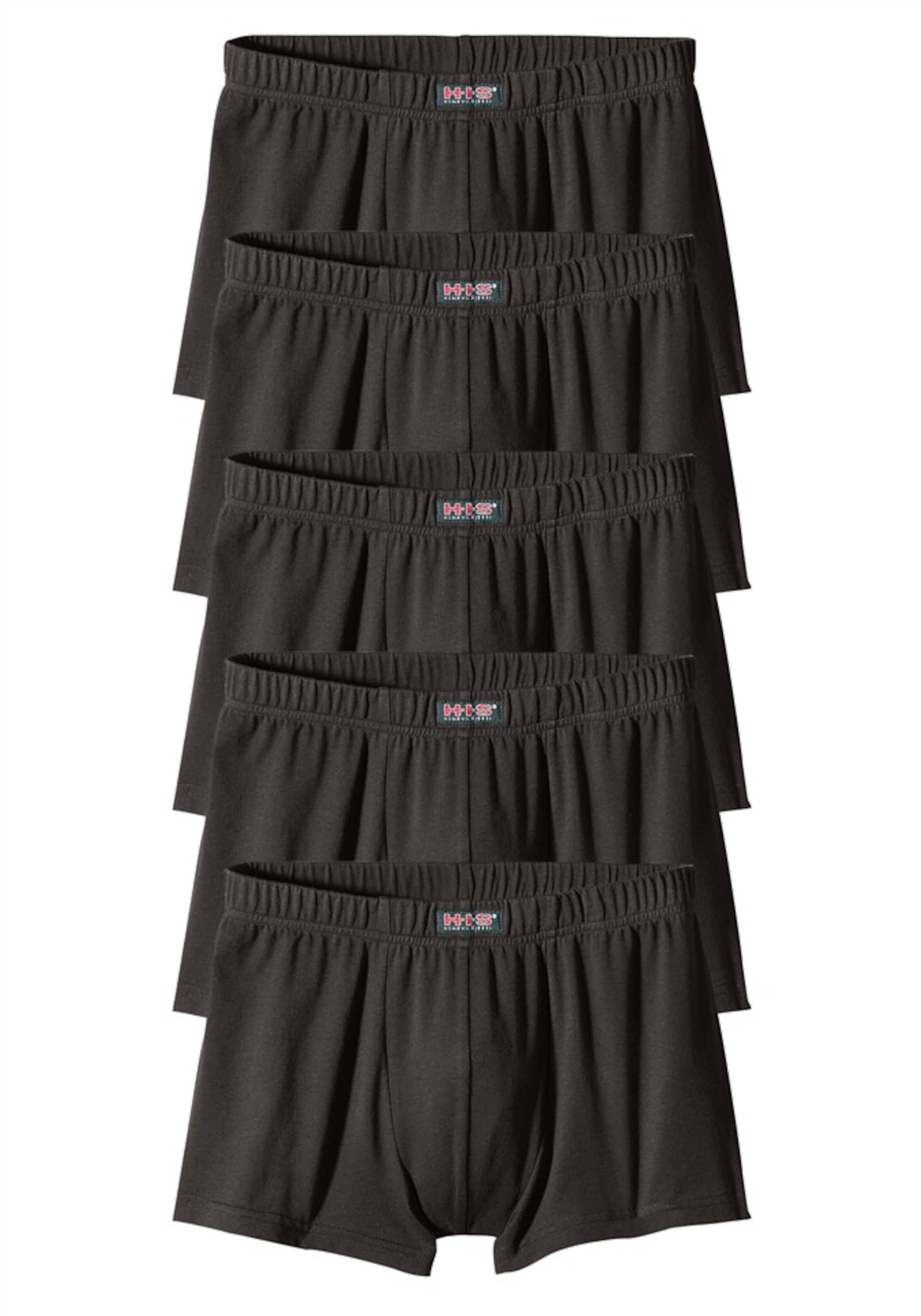 H.I.S JEANS Boxershort, H.I.S. Nightwear (5-tlg.)