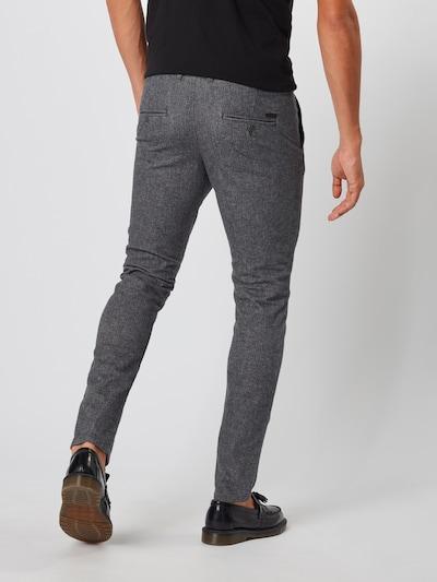 Kelnės 'MARCO' iš JACK & JONES , spalva - šviesiai pilka: Vaizdas iš galinės pusės