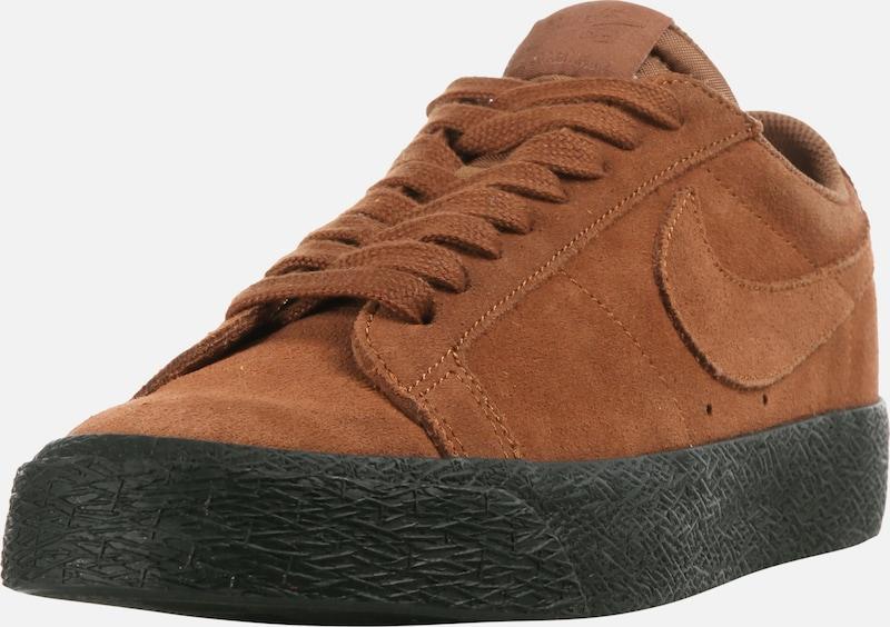 Nike SB Schuhe 'Zoom Leder Billige Herren- und Damenschuhe
