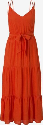 TOM TAILOR Kleid in orange, Produktansicht
