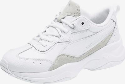 PUMA Baskets basses 'Cilia Lux' en blanc, Vue avec produit