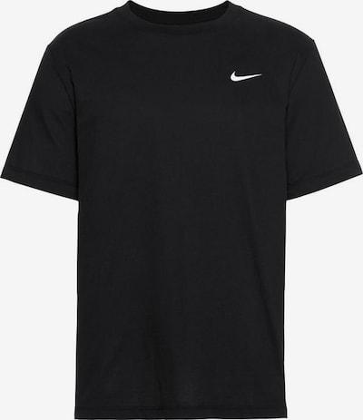 NIKE Functional shirt in black / white, Item view