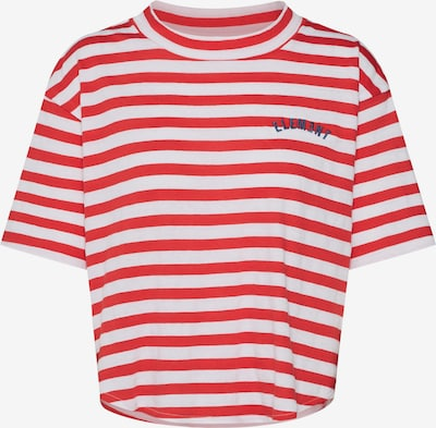 Marškinėliai 'Loveless' iš ELEMENT , spalva - raudona / balta, Prekių apžvalga