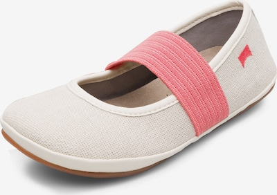 CAMPER Ballerinas ' Right ' in beige / pink, Produktansicht