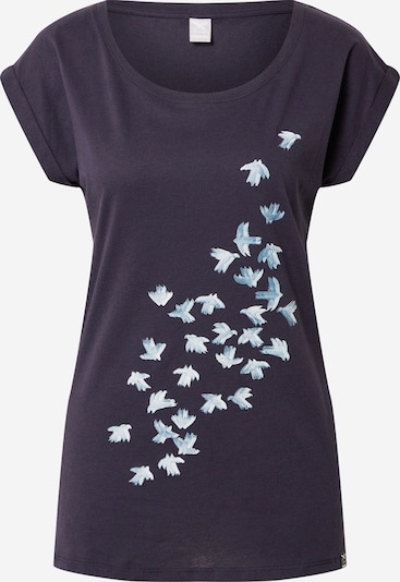 Iriedaily Shirt 'Swarmy' in navy, Produktansicht