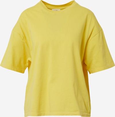 AMERICAN VINTAGE Shirt in gelb, Produktansicht