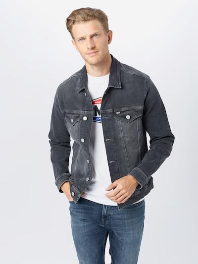 Tommy Jeans Kevad-sügisjope hall denim: Eestvaade