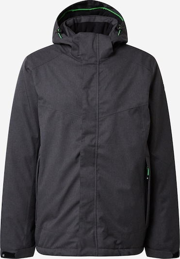 KILLTEC Funkcionalna jakna 'Realdo' | bazaltno siva barva, Prikaz izdelka