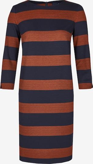 DANIEL HECHTER Kleid in braun / schwarz, Produktansicht