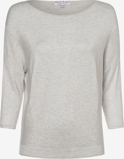 Marie Lund Pullover in grau, Produktansicht