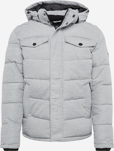JACK & JONES Jacke in hellgrau, Produktansicht
