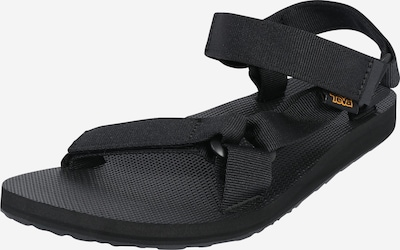 TEVA Sandale za hodanje u crna, Pregled proizvoda