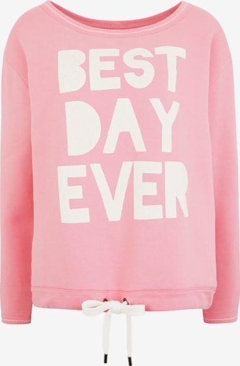 Grace Sweatshirt 'Best Day Ever' in pink, Produktansicht