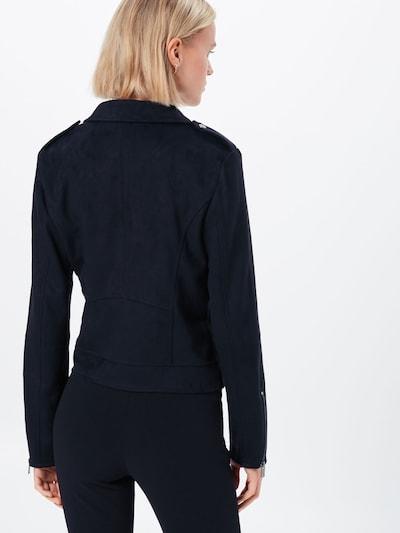 VILA Prehodna jakna 'VIFADDY' | črna barva: Pogled od zadnje strani