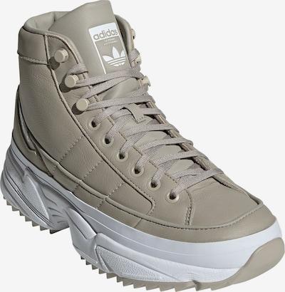 ADIDAS ORIGINALS Schuh in beige / weiß, Produktansicht