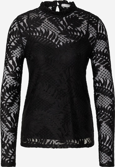 VILA Shirt 'LEFFA' in schwarz, Produktansicht