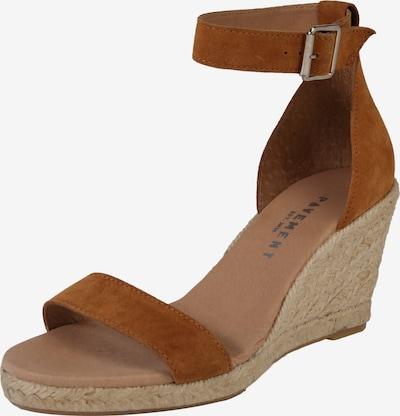 PAVEMENT Sandale 'Erin' in beige / braun, Produktansicht