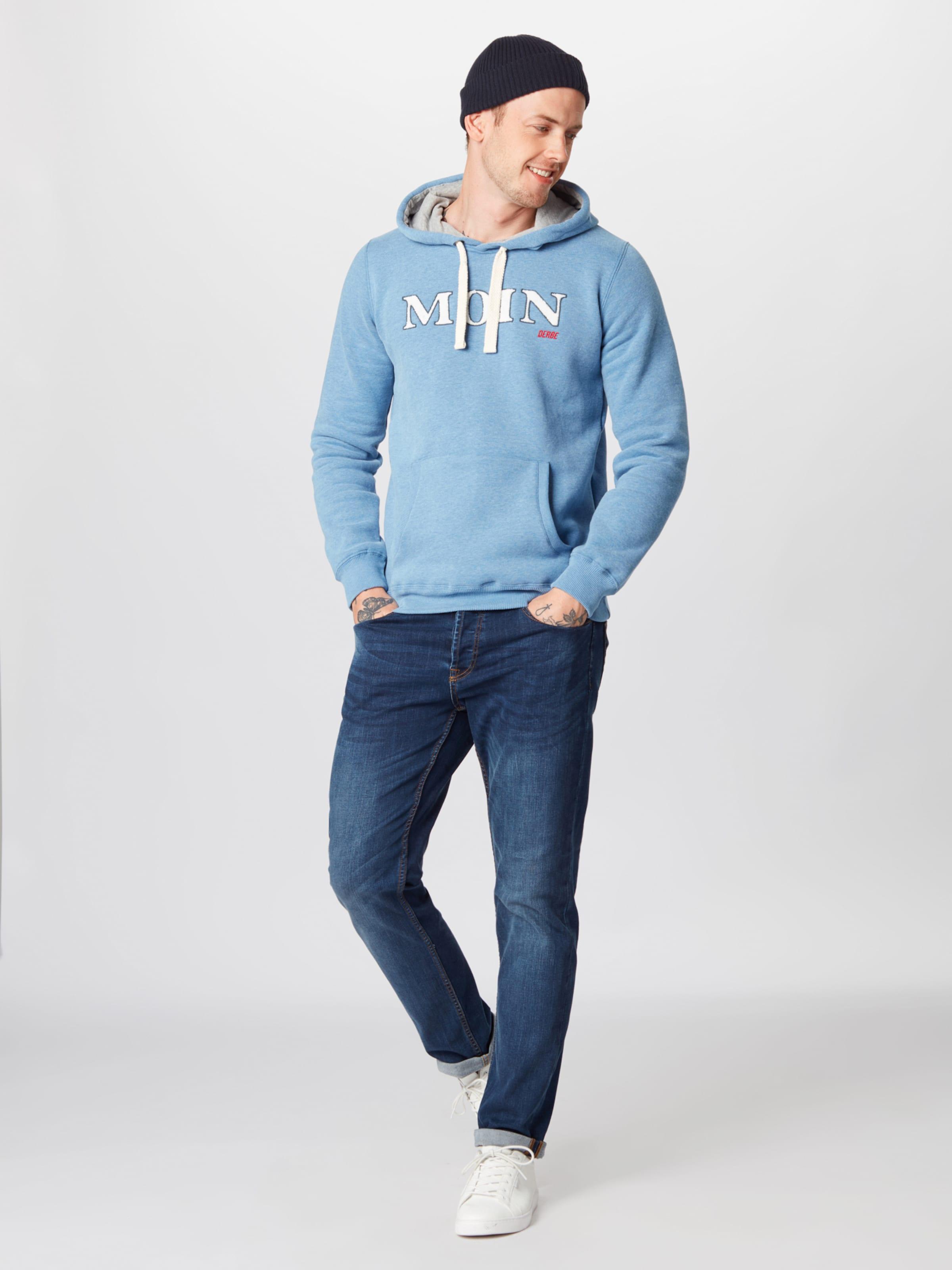 'stan' Sweat Derbe Bleu En shirt 8XO0knPw