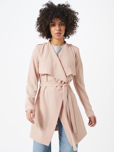 OBJECT Übergangsmantel 'OBJAnnlee' in rosa, Modelansicht