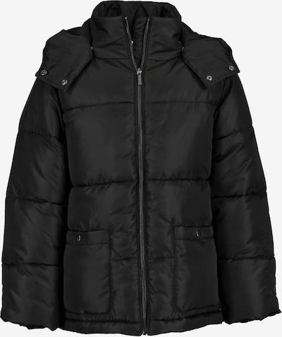 BLUE SEVEN Winterjacke in schwarz, Produktansicht