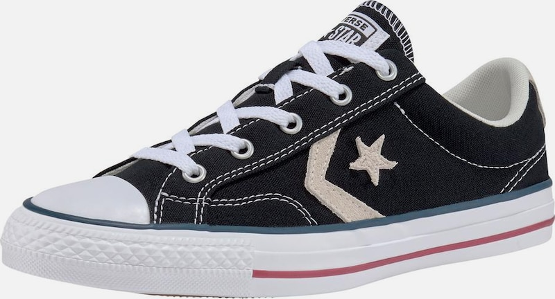 CONVERSE Sneaker 'Star Player Ox' in schwarz | ABOUT YOU