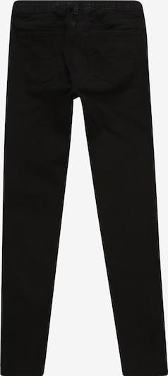 Džinsai '(B-OME1235) BTS17-BLACK POJL 1CC' iš Abercrombie & Fitch , spalva - juodo džinso spalva: Vaizdas iš galinės pusės