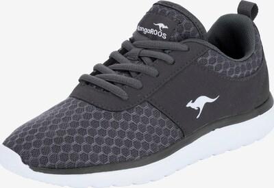 KangaROOS Sneaker in anthrazit / schwarz, Produktansicht
