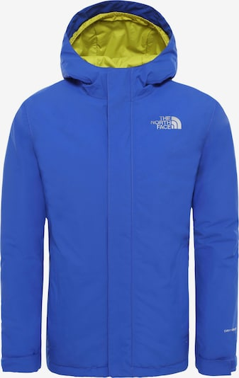 THE NORTH FACE Veste outdoor 'Snowquest' en bleu, Vue avec produit