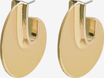 Pilgrim Boucles d'oreilles 'Wisdom' en or, Vue avec produit