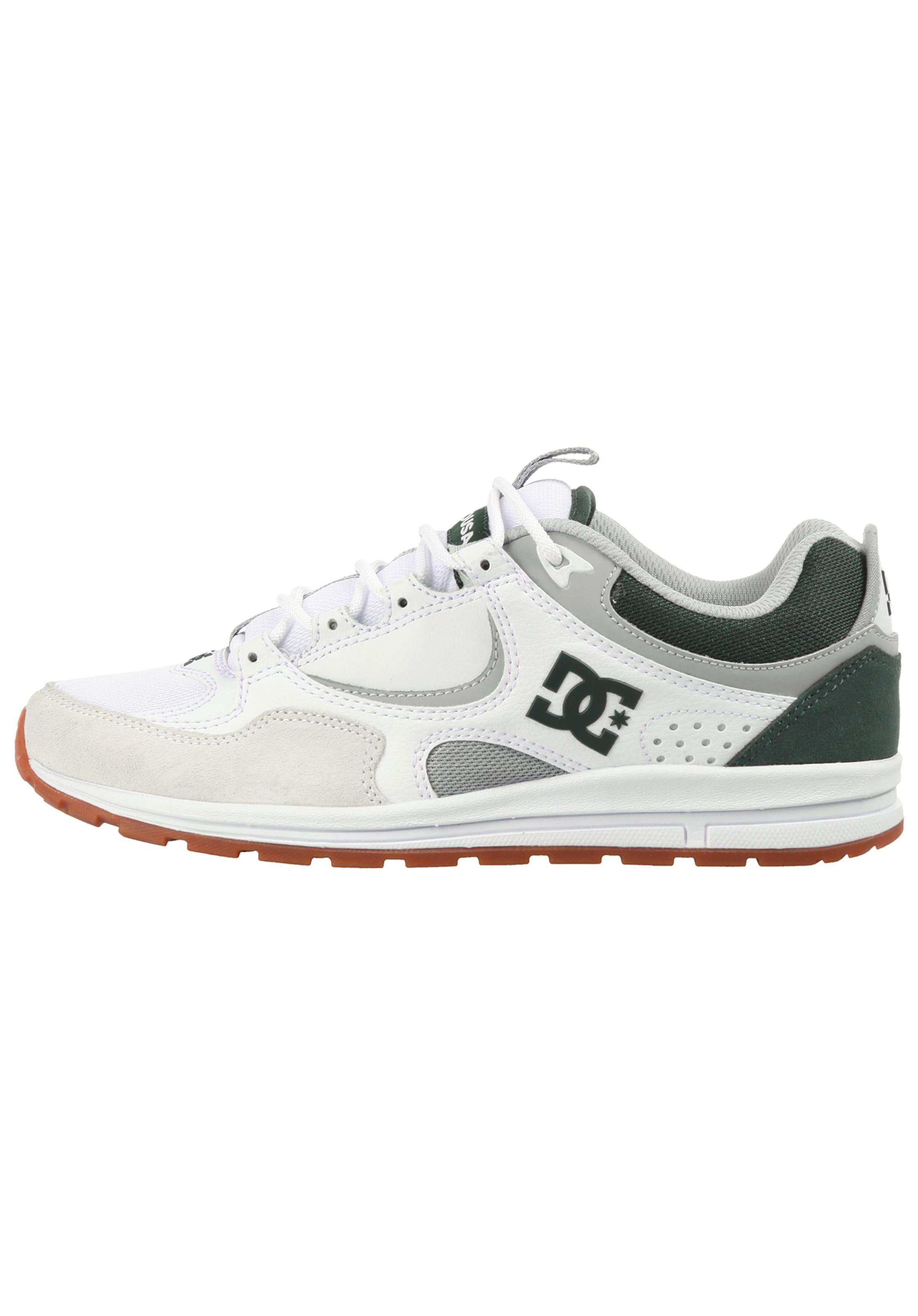 Lite' 'kalis Weiß In Shoes BeigeGrau Dc Sneaker Tanne SMVzUp