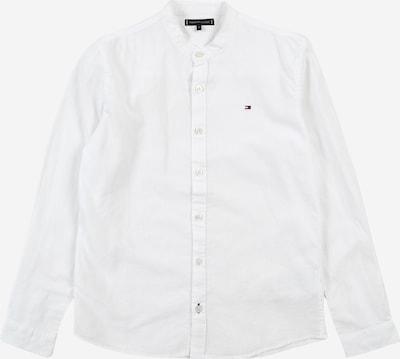 TOMMY HILFIGER Hemd 'ESSENTIAL' in weiß, Produktansicht
