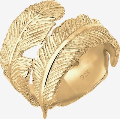 ELLI Wickelring in gold, Produktansicht