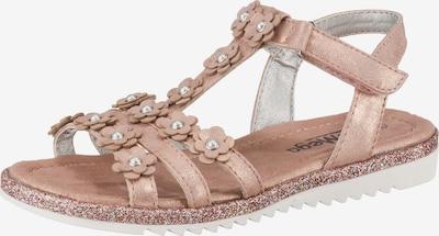 Be Mega Sandalen in rosa, Produktansicht