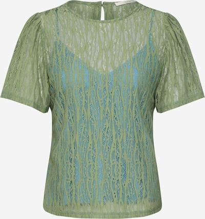 POSTYR Shirt in grün, Produktansicht