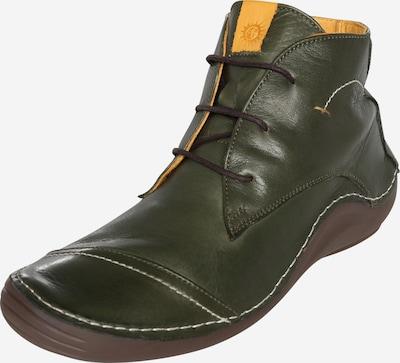 COSMOS COMFORT Čevlji na vezalke | zelena barva, Prikaz izdelka