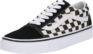 VANS Sneaker 'Old Skool' in zwart / wit