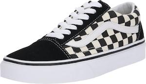 VANS Sneaker 'Old Skool' in schwarz / weiß