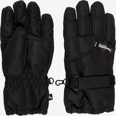 NAME IT Handschuhe in schwarz, Produktansicht