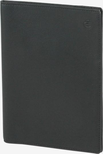 Esquire Ausweisetui 'Logo' in schwarz, Produktansicht
