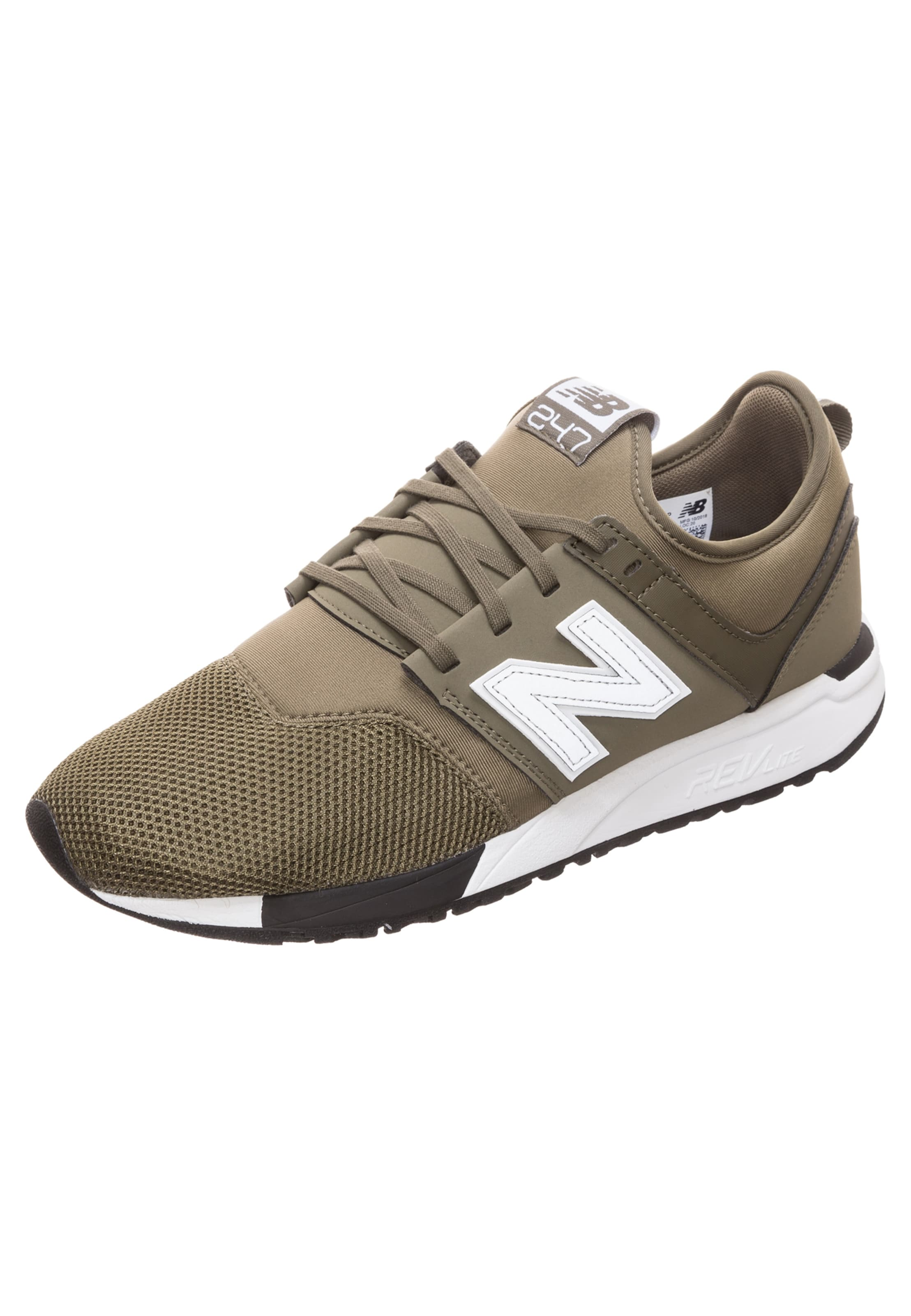 Balance New KhakiWeiß In New Sneaker Balance R54j3AL
