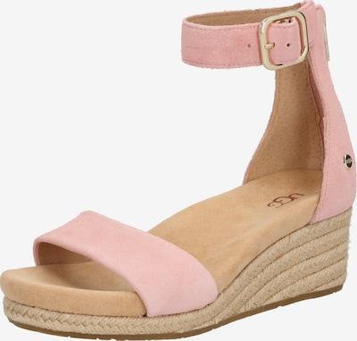 UGG Sandalen met riem 'W ZOE II' in de kleur Perzik, Productweergave