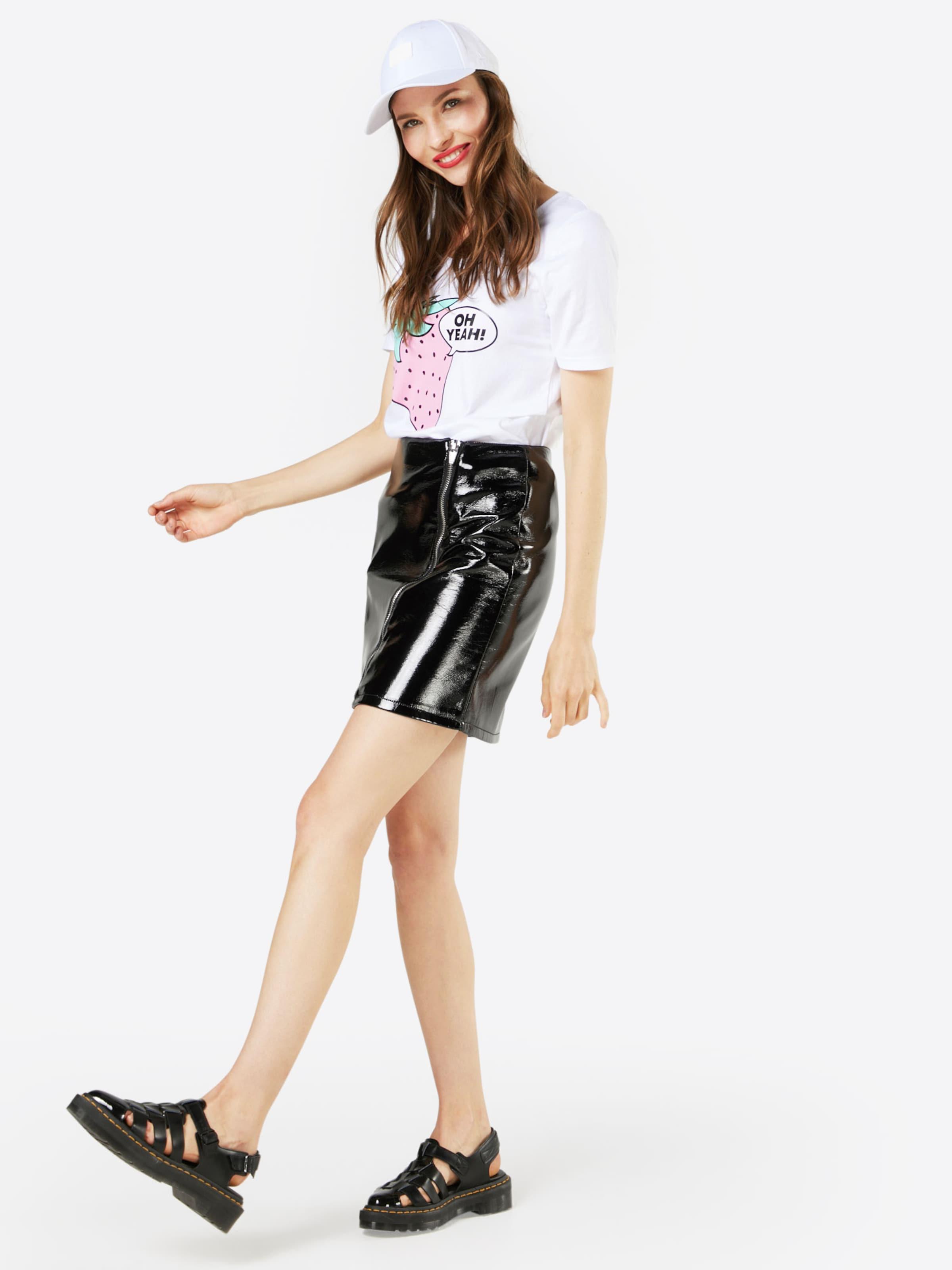 Oh Yeah! T-Shirt 'Pink Berry' Mit Mastercard Günstig Online tqQsQtZ